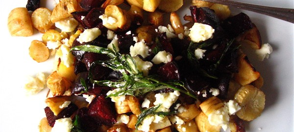 parsnips and beets